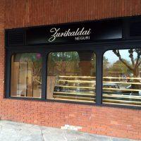 Pastelería Zurikaldai en Neguri (Getxo, Bizkiaia)