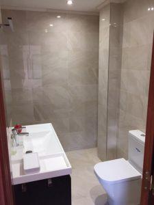 Reforma de baño en Leioa, Bizkaia