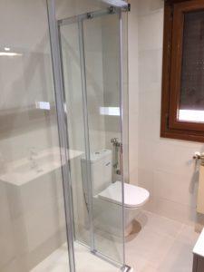 Reforma completa de baño en Sestao, Bizkaia