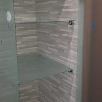 Mampara de ducha para baño