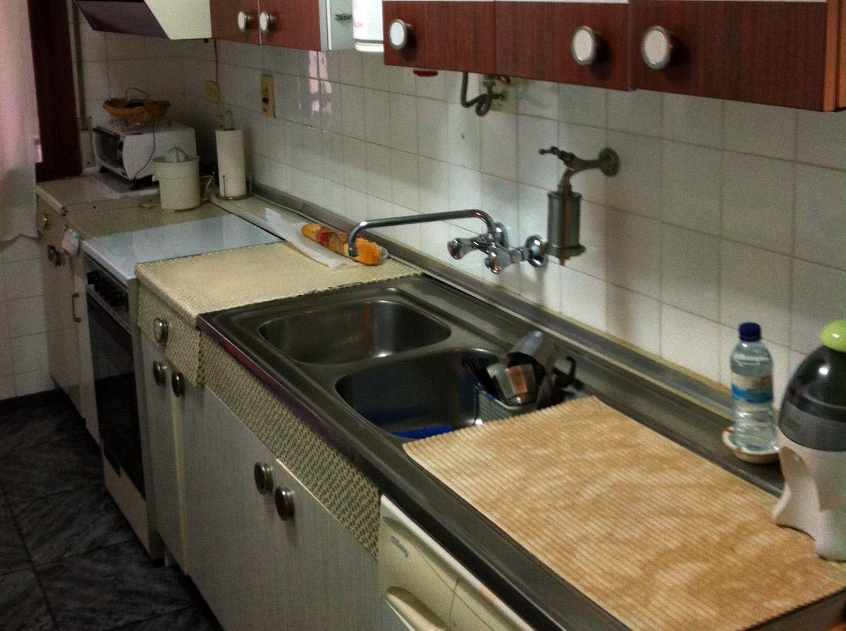 Reforma completa de cocina