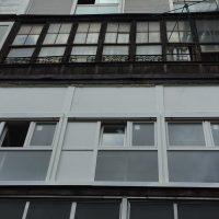 Colocación de ventanas de PVC y aluminio en Bilbao