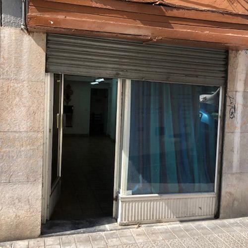 Reformas de lonjas en Bilbao