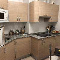 Reforma de cocina en Barakaldo