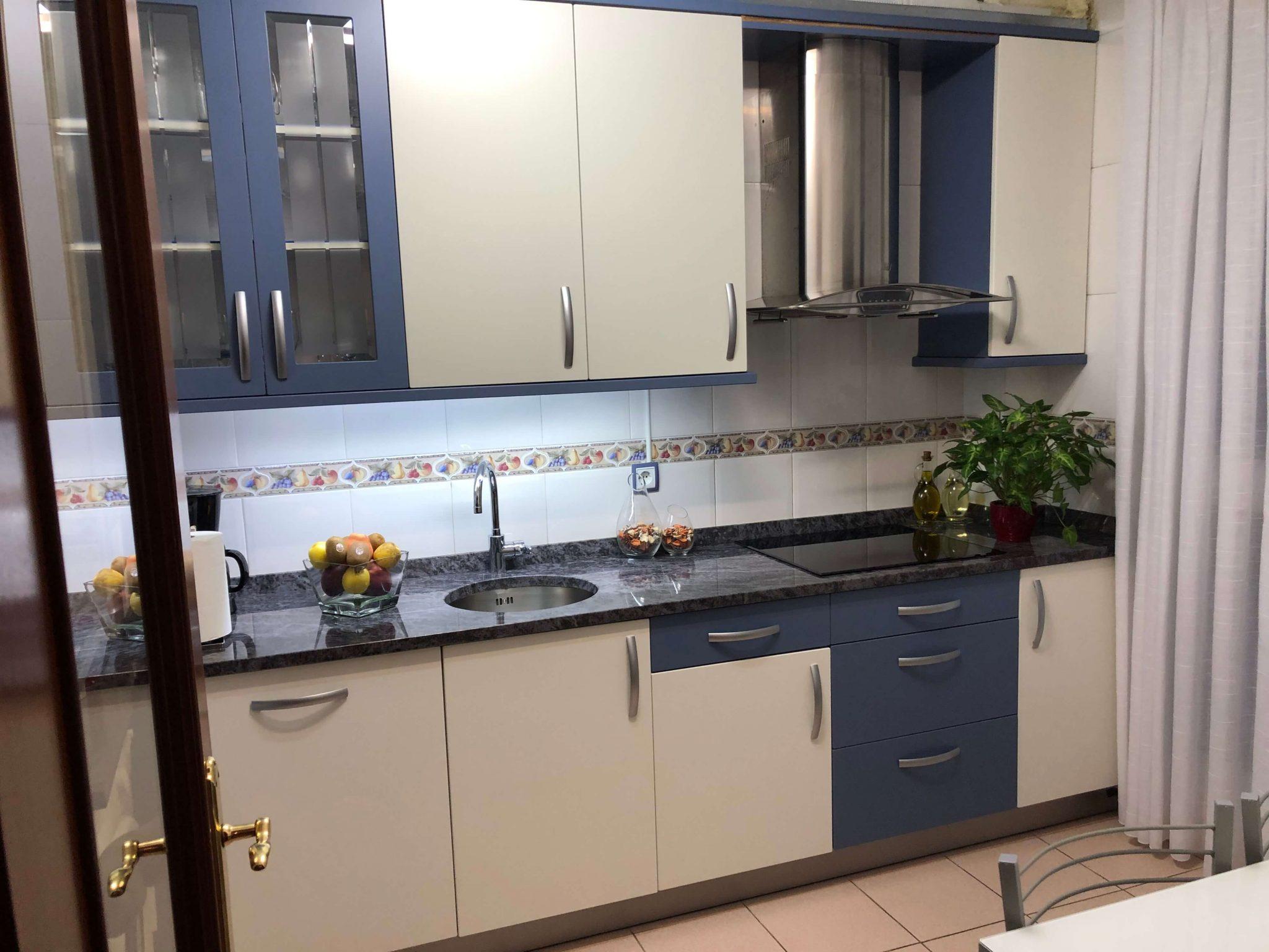 Reforma de cocina en Astrabudua